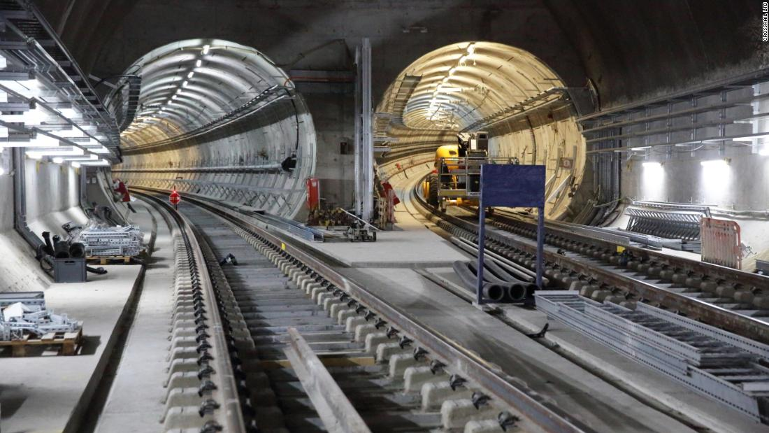 Crossrail, Collaboration & Circularity